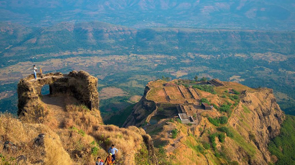 Raigad Fort, Raigad, Maharashtra © Abhishek Thakur/WikiCommons