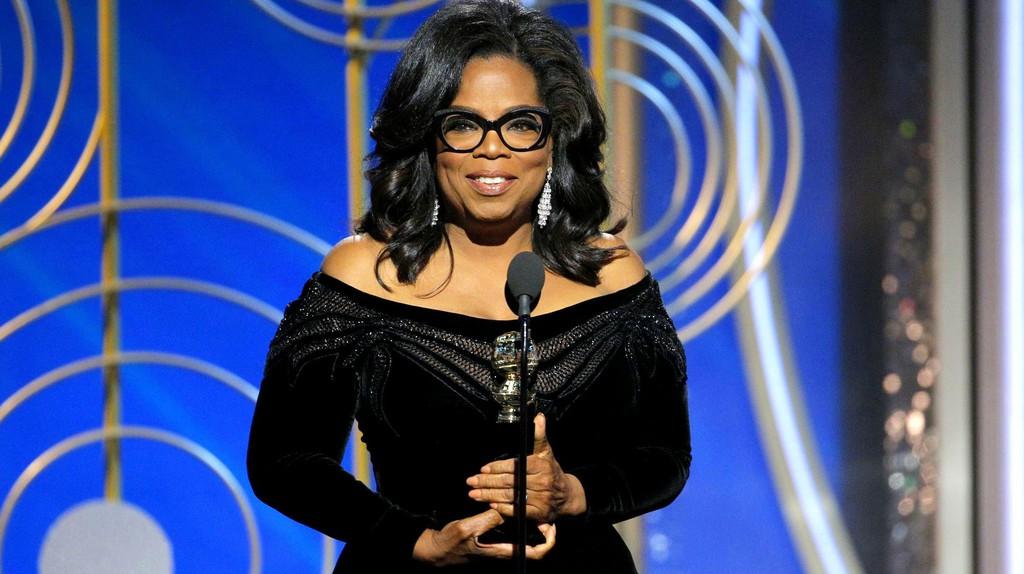 Oprah Winfrey | © Photo by USA TODAY Network/Sipa USA/REX/Shutterstock