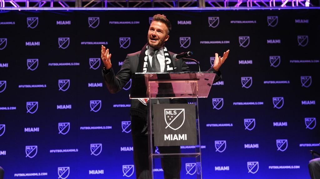 David Beckham | © MLSsoccer.com