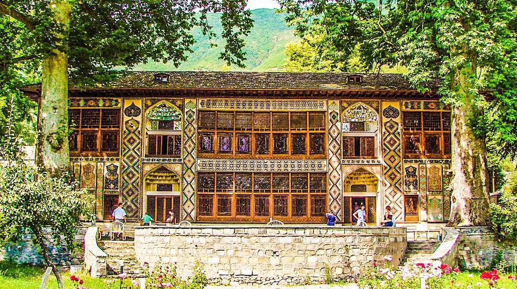 Sheki Khan Palace | © Sefer azeri/WikiCommons