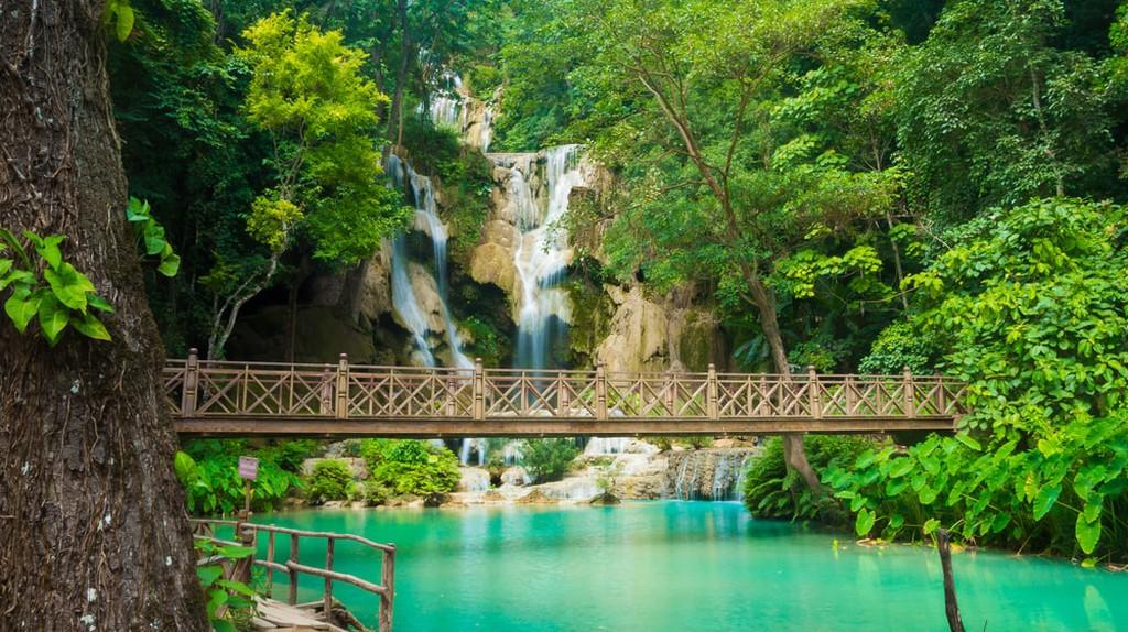Kwang Si Falls | © mazzam/Shutterstock
