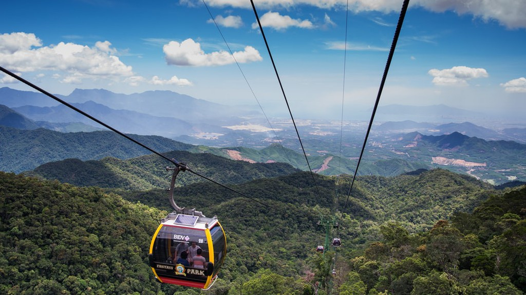 This view alone is worth the trip | © Jimmy Tran/Shutterstock