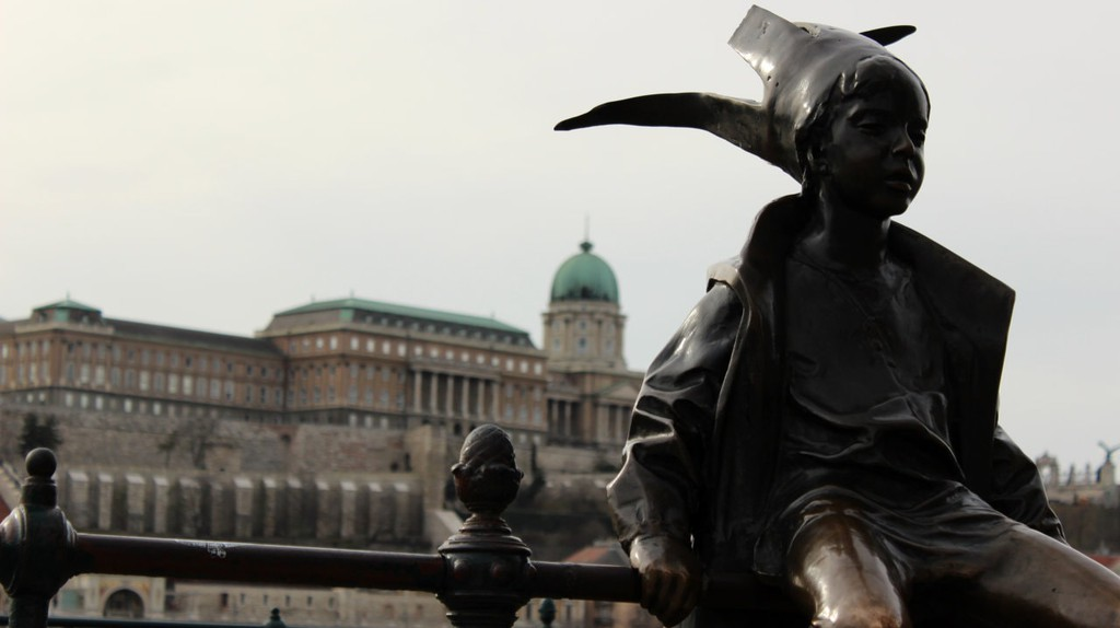 The Secrets Behind Budapest's Statues