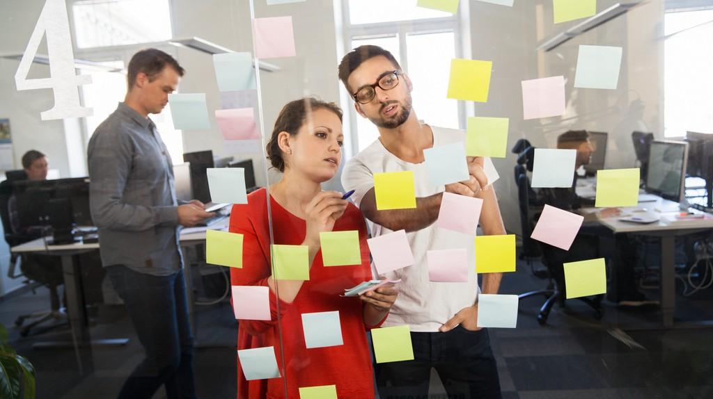 Navigating the Swedish workplace   © Susanne Walström / imagebank.sweden.se