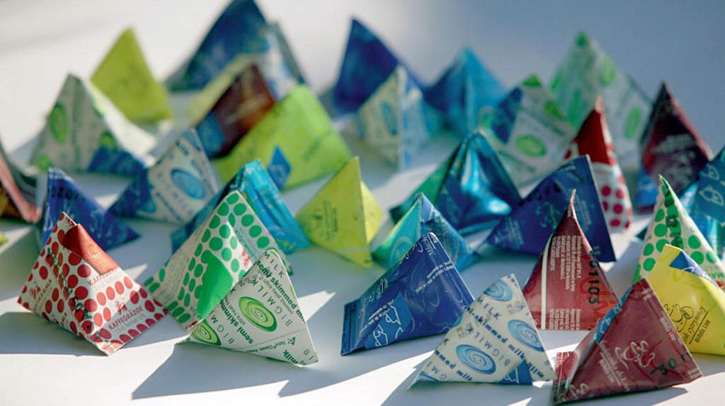 Liquid in paper? Crazy! | © Tetra Pak / Flickr
