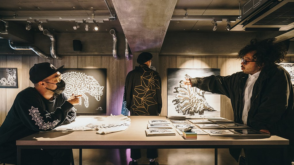 y gion opens a new creative space for artists and individuals in downtown Kyoto.