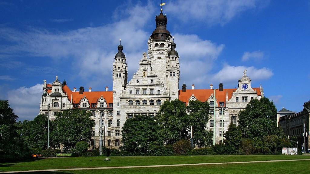 Neues Rathaus Leipzig | © Appaloosa / WikiCommons