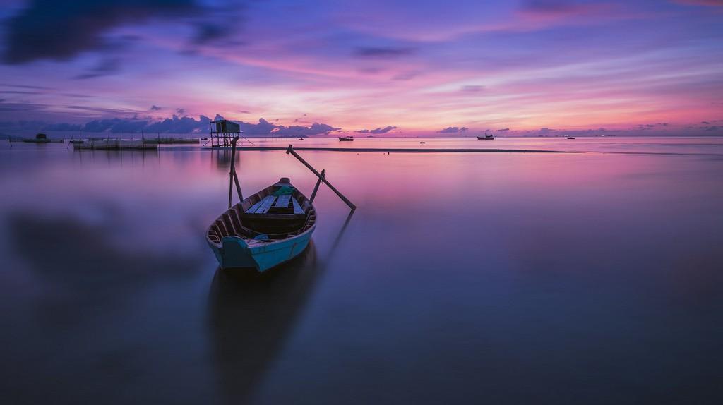 Phu Quoc sunrise   © www.lennykphotography.com