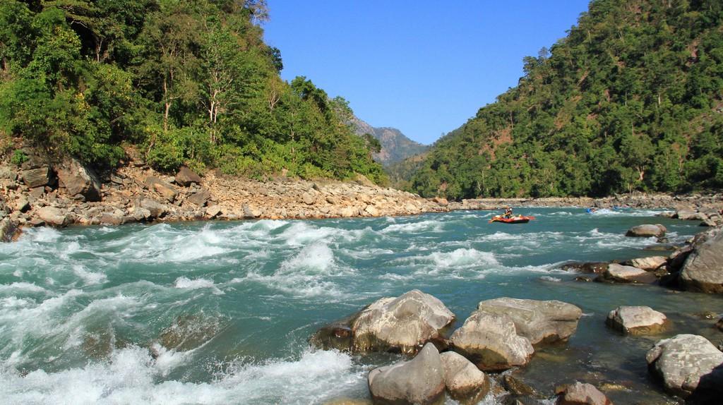 The Karnali River   © GRG's Adventure Kayaking