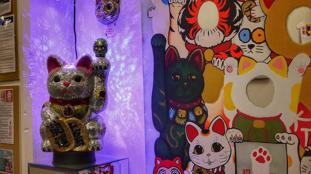 Lucky Cat Museum | © 5chw4r7z / Flickr