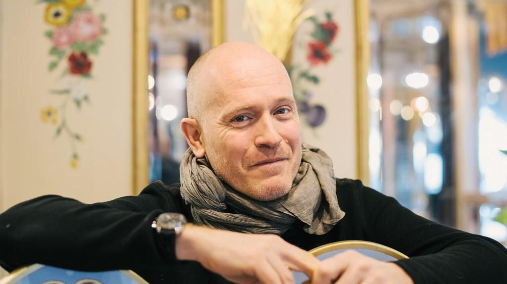 Christophe Vasseur, owner of Du Pain et des Idées