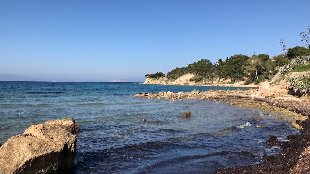 Aegina   © India Doyle