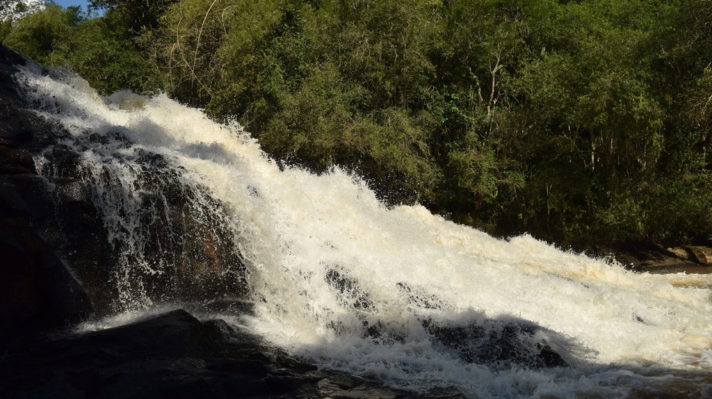 Waterfall in Misiones