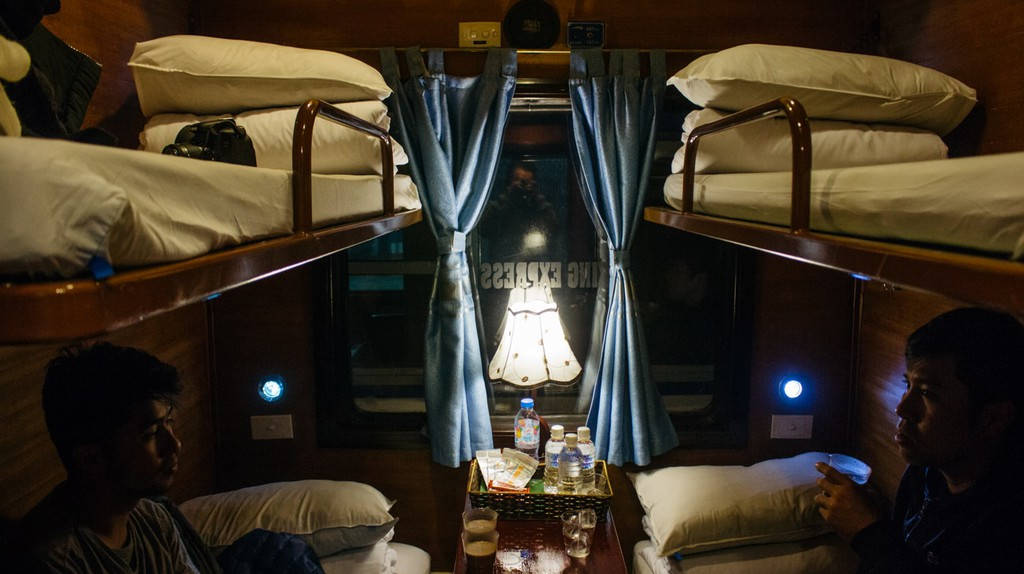 Taking the night train is a fun adventure | Vu Pham Van / © Culture Trip