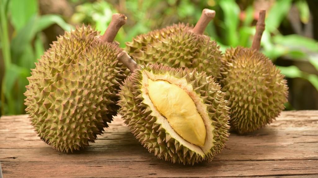 Durian fruit   © taveesak srisomthavil/Shutterstock