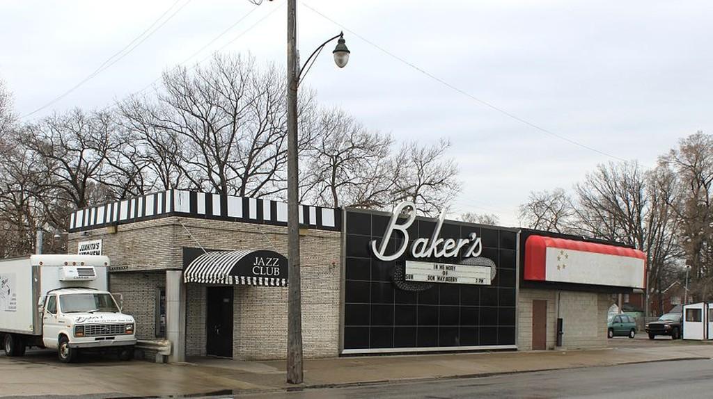 Baker's Keyboard Lounge