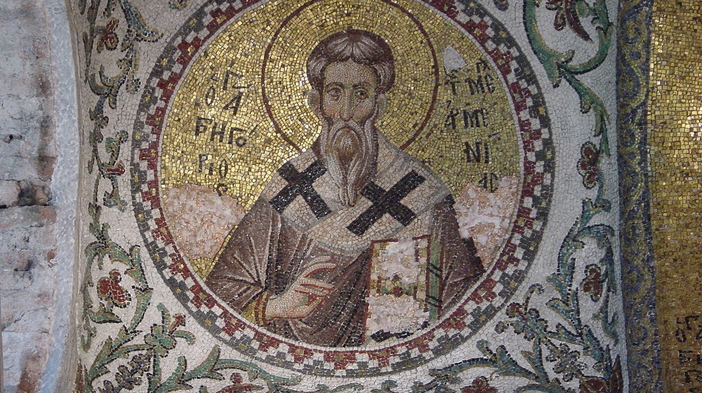 A precious mosaic from the Theotokos Pammakaristos church