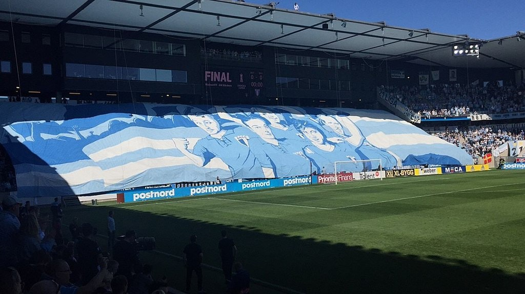 Malmo FF were last years winners | © DenSportgladeSkåningen / WikiCommons