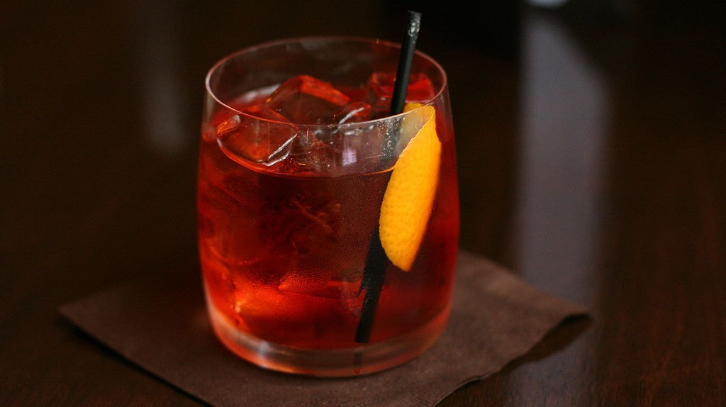 Negroni is a popular cocktail made with vermouth