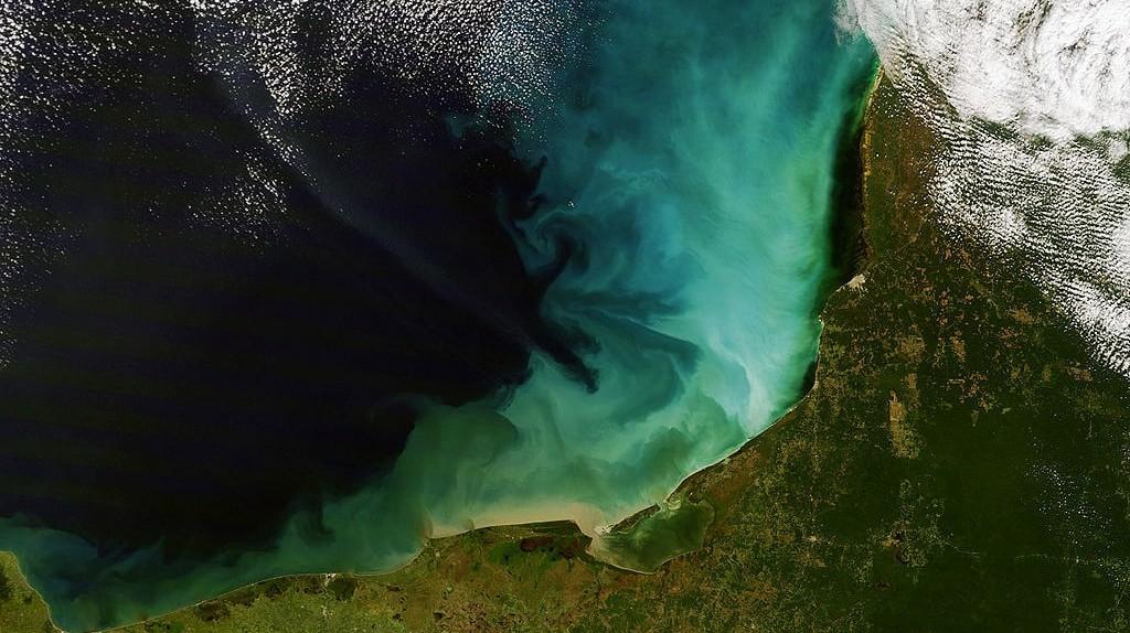 The northern Yucatán Peninsula