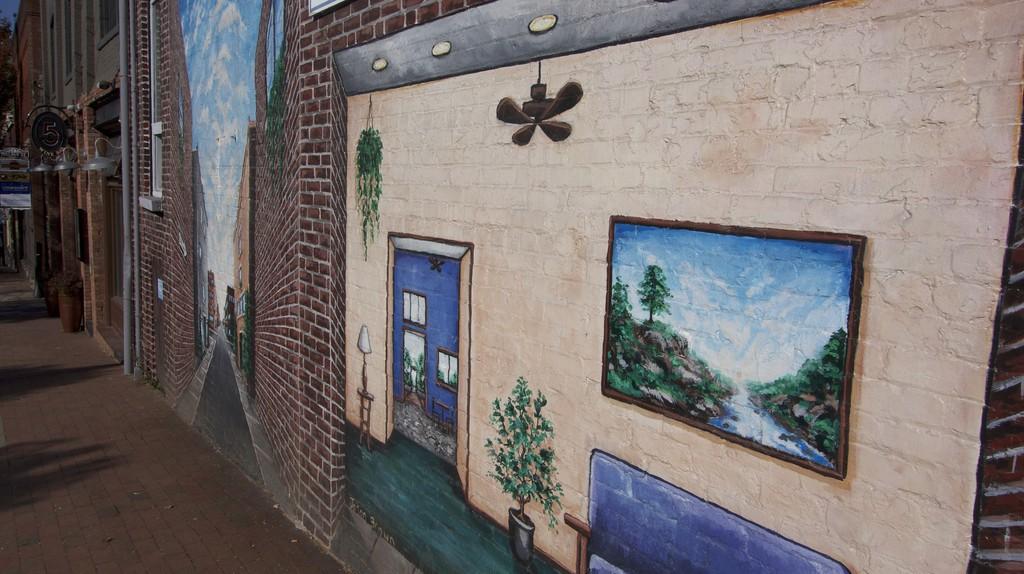 Downtown Asheville | © mdl70/Flickr