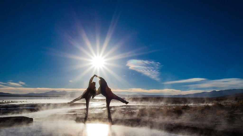 Salar de Uyuni in Bolivia   © Lynna Nguyen/ Courtesy Lynna Nguyen Photography