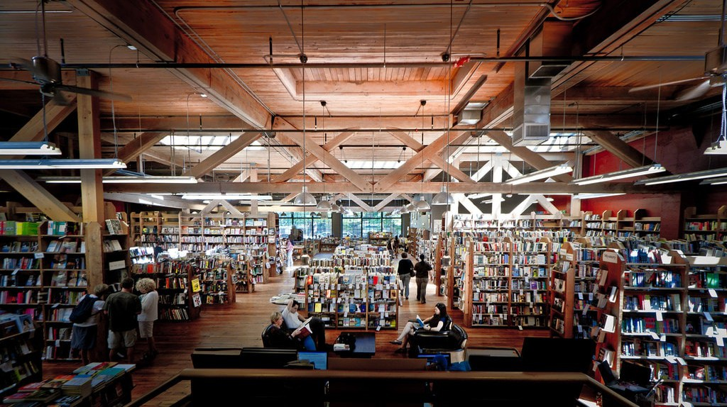 Elliott Bay: Seattle's legendary independent bookstore