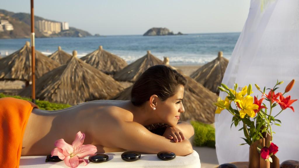 Beachside Massage