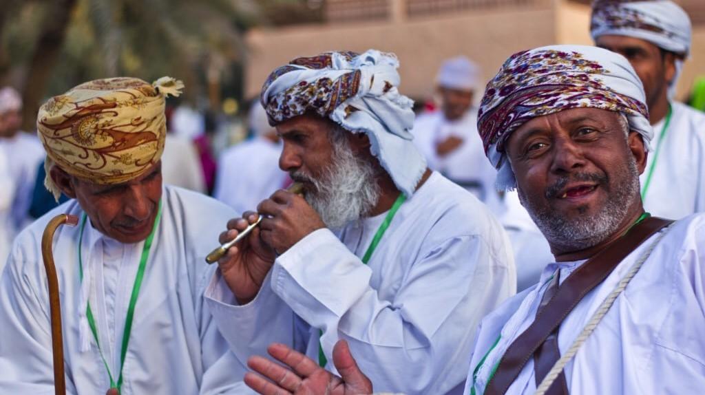 Bedouin celebration