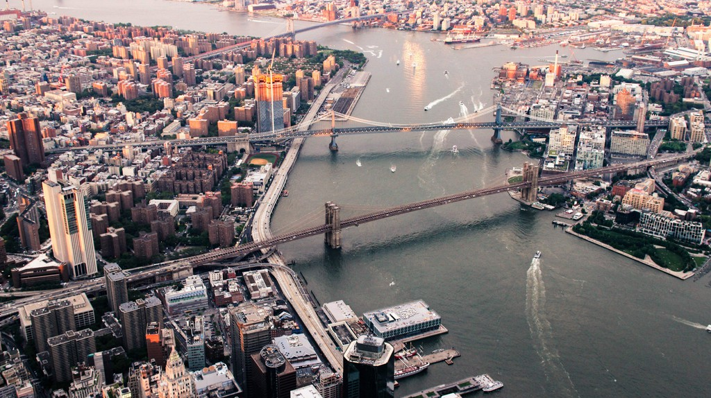 New York is home to many impressive travel startups   © Unsplash