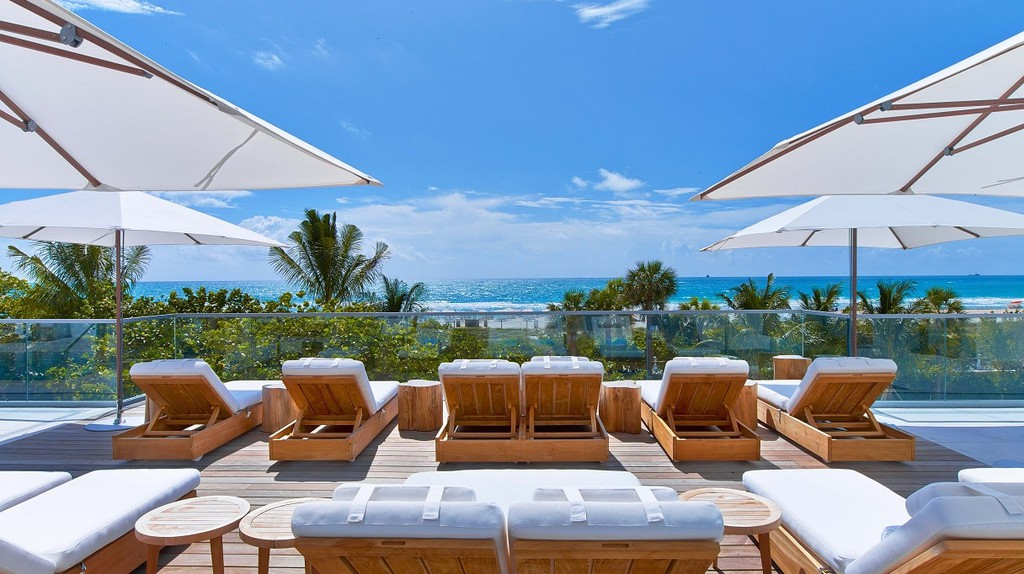 © 1 Hotel South Beach