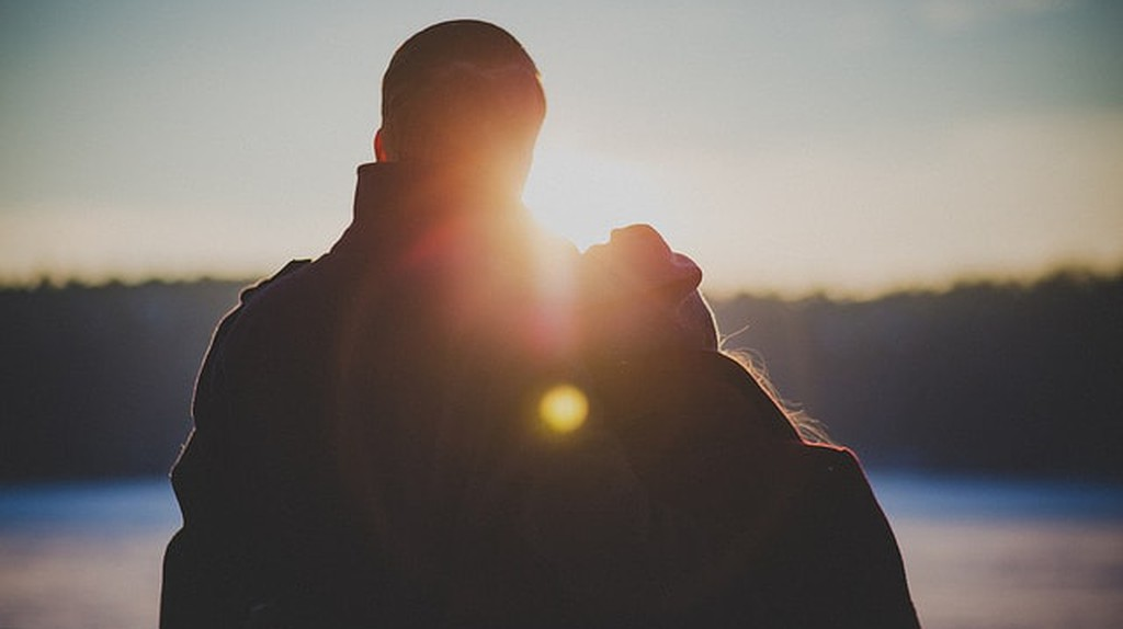 A couple © Hamza Butt / Flickr