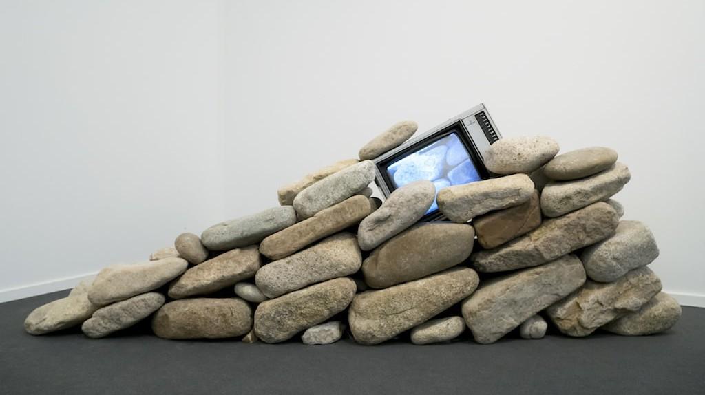 Gallery Hyundai, Park Hyunki, Untitled, 1978 installation.Image courtesy of The Armory Show