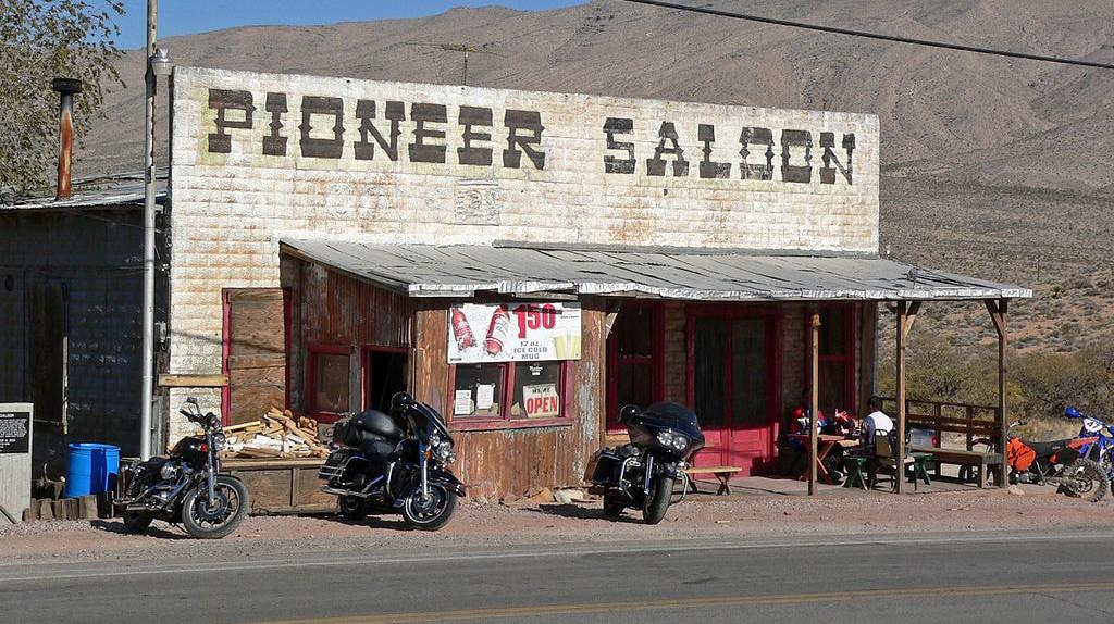 Nevada's Pioneer Saloon, 2006
