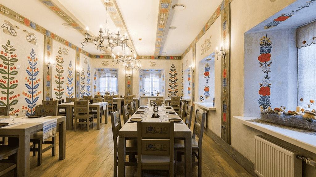 The Best Restaurants in Minsk, Belarus | © Grai Minsk