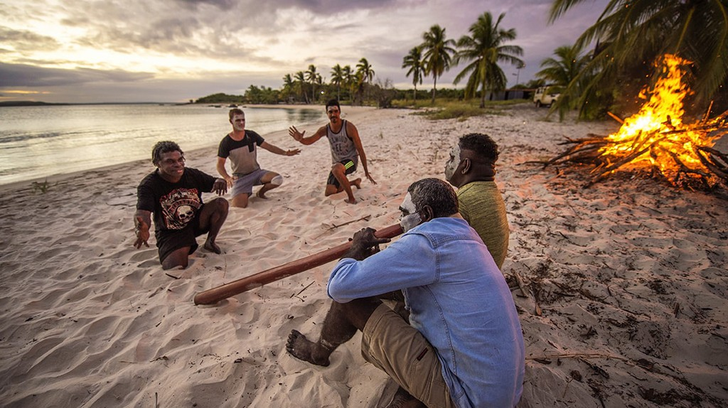 Indigenous tour of Arnhem Land
