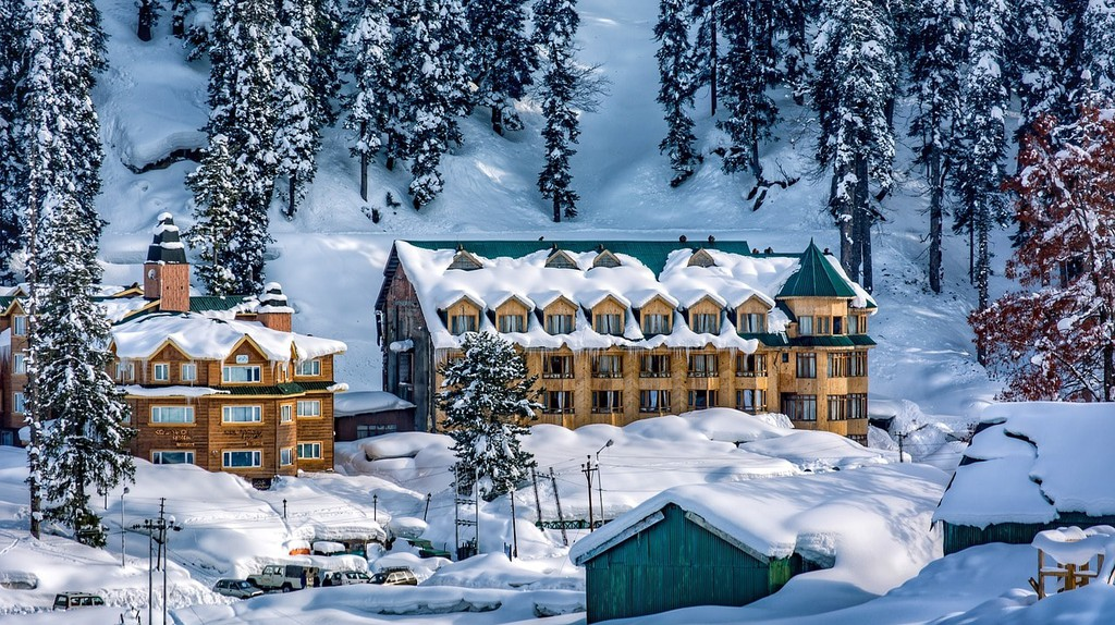 The alpine regions of Northern India are home to some of the coldest places on earth