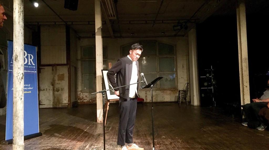 Nicholas Wong: Award-Winning Hong Kong Poet Shines Spotlight on Homegrown Poetry