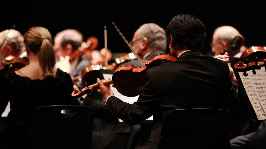 Orchestra in action   © Pixabay