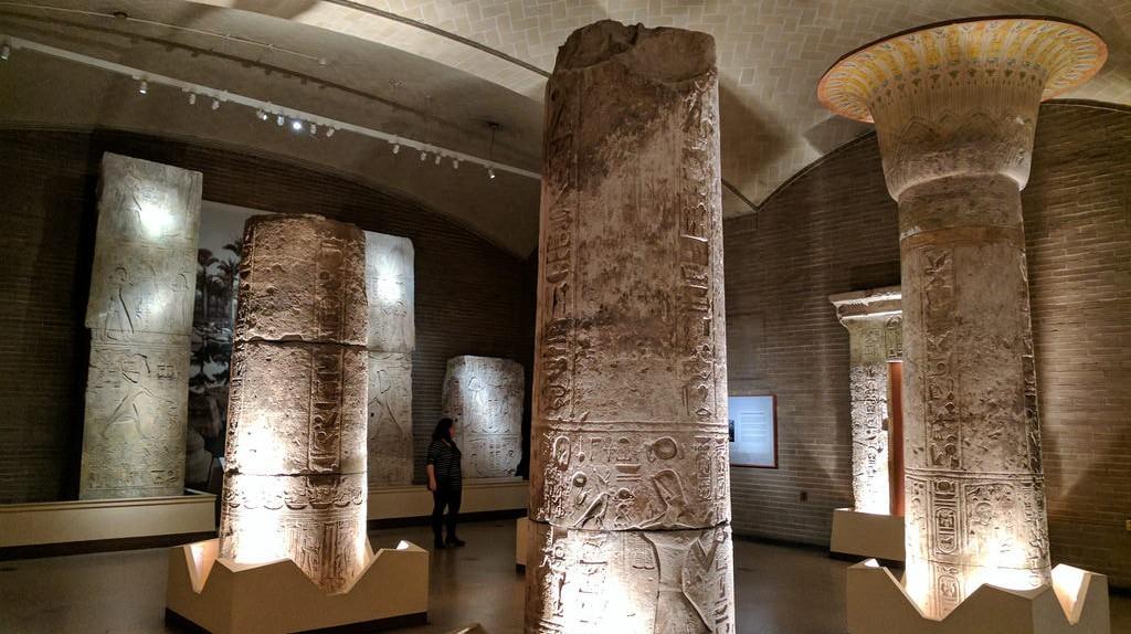 Inside the Penn Museum