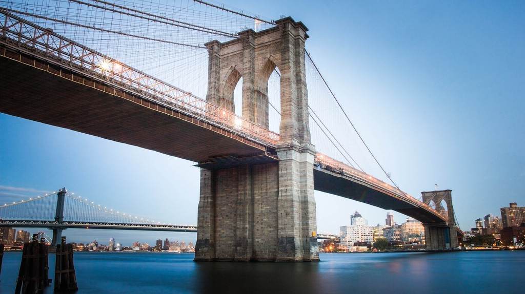 The Brooklyn Bridge has been inspiring writers since its inception