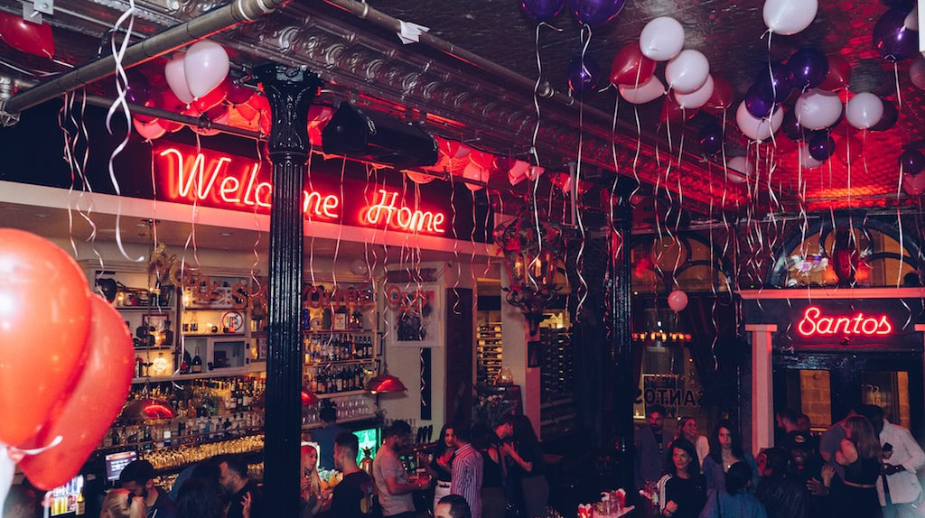 Santos Tapas Bar in Montreal