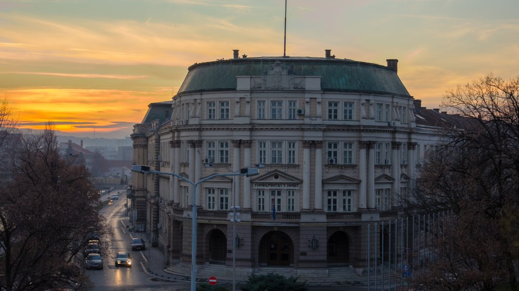 University of Nis, Central Serbia