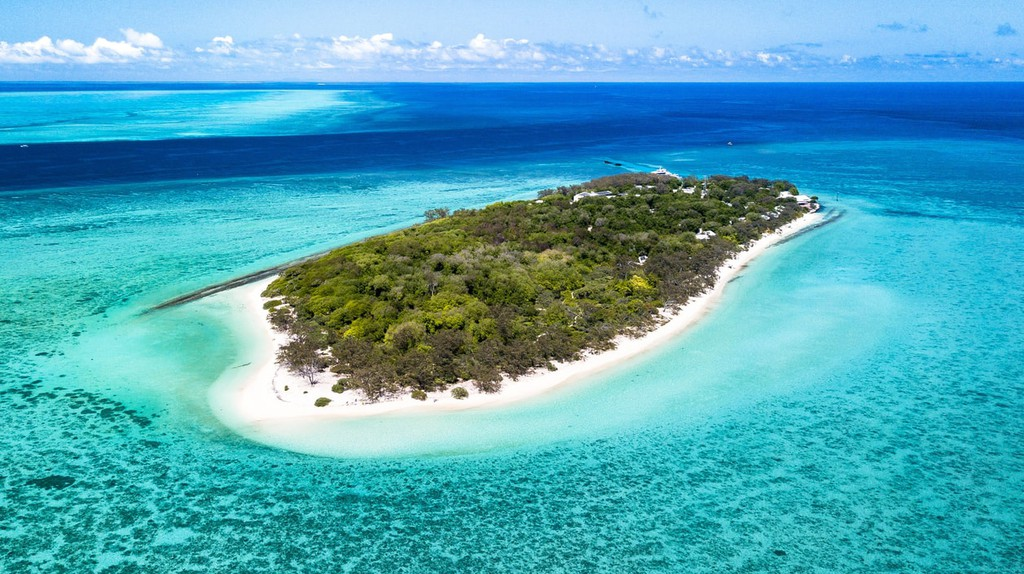 Breathtaking Heron Island Resort