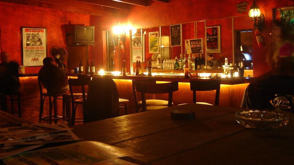 Tijuana bars are notorious