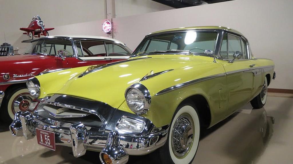 Dick's Classic Car Garage