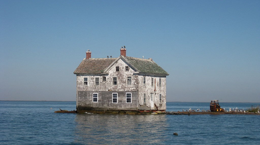 Holland Island House