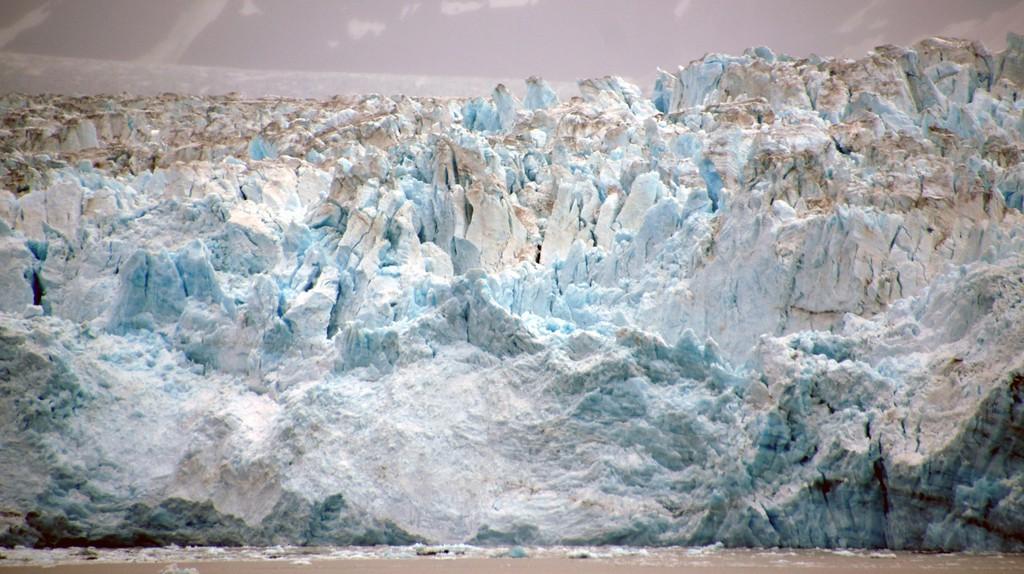 An Alaskan Glacier