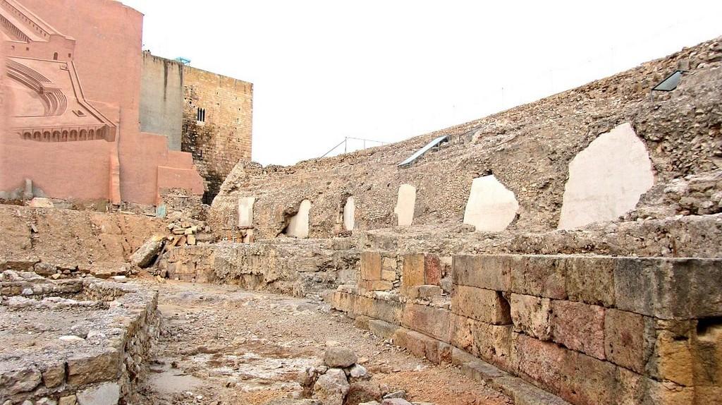 The Roman circus of Tarragona