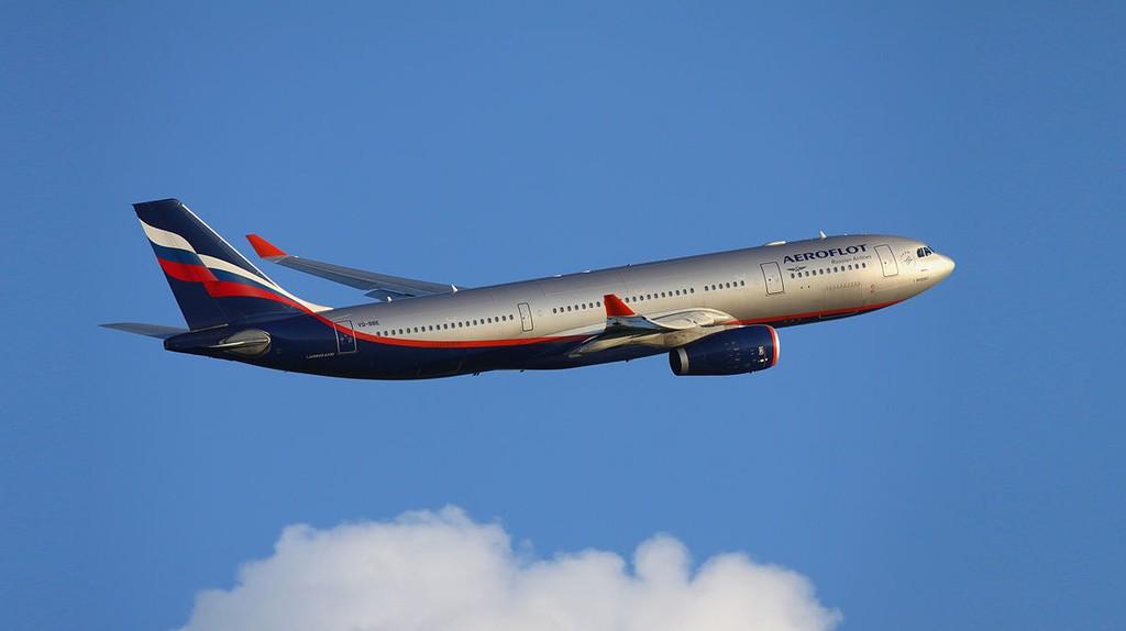 Aeroflot's Airbus A330